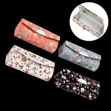 Floral Flower Vine Peony Accessory Collect Lipstick Watch Package Case Box Gift(China)