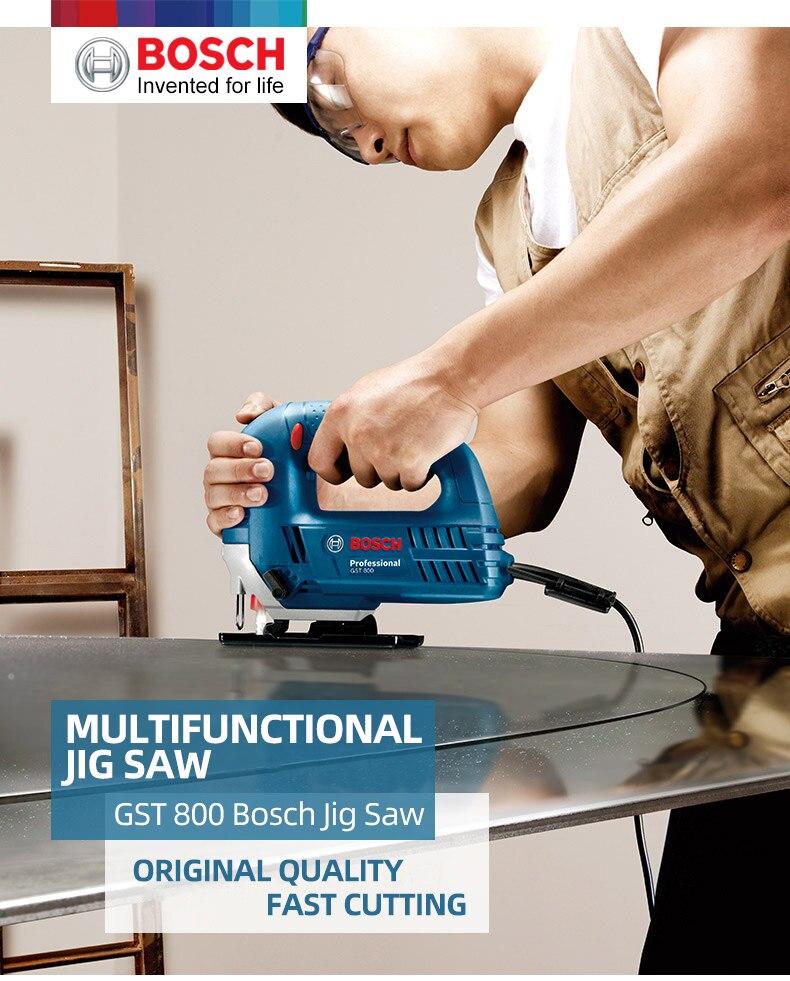 Multifunctional jig saw