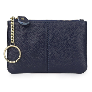 New Arrivals Genuine Leather Women Coin Purse Practical Female Key Wallet Guaranteed 100% Cowhide Key Holders Hot Sales 2020(China)