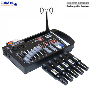 Image 1 - NEW DMX Wireless Transmitter Receiver LED controller Laser Light Controller very convenience for moving stage