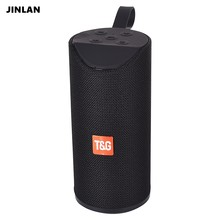 5.0 Bluetooth Speaker 1200mAh Long Battery Life Wireless Portable Speaker Powerful High BoomBox Outdoor Bass HIFI TF FM Radio