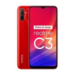 Realme C3 2 ГБ/32 ГБ красный (блестящий красный) две SIM-карты