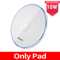 10W Only White Pad