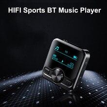 Bluetooth Lossless Dsd MP3 Muziekspeler Ingebouwde 8 Gb Hifi Draagbare Audio Walkman Met Fm Radio Ebook IPX6 waterdichte MP3 Speler
