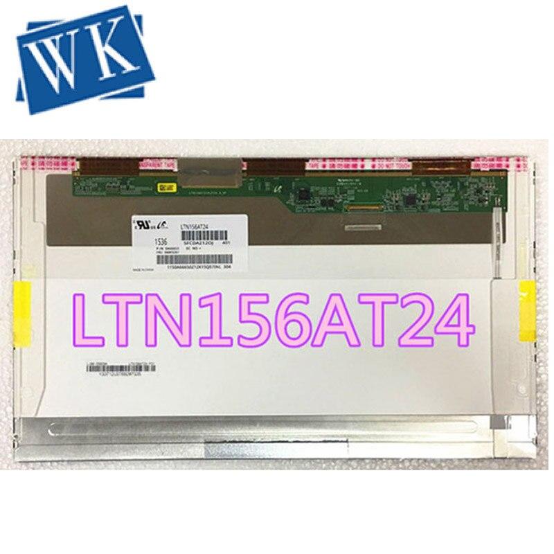 Светодиодный экран 15,6 дюйма, LTN156AT05 LTN156AT02 LTN156AT24 LTN156AT32 LP156WH4 B156XW02 LP156WH2 TLA1 N156BGE L21 N156B6|lp156wh2 tla1|15.6 led screen15.6 led | АлиЭкспресс