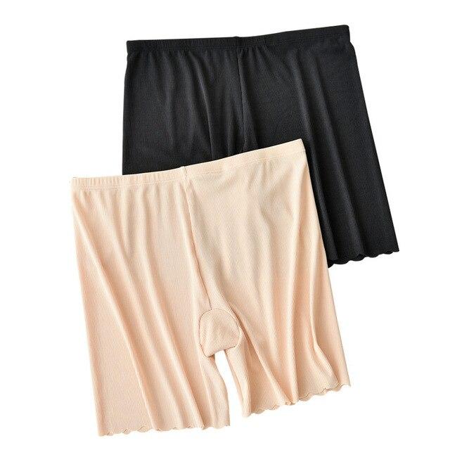Women Safety Short Pants Feminino Shorts Lingerie Boxer Femme Comfortable Panties Femenina Plus Big Size XL XXL XXXL Underwear