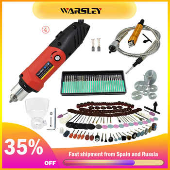 480W Engraver Electric Mini Drill Diy Drill Dremel Style New Electric Drill Engraving Pen Grinder Rotary Tool Mini-Mill Grinder - DISCOUNT ITEM  35% OFF All Category