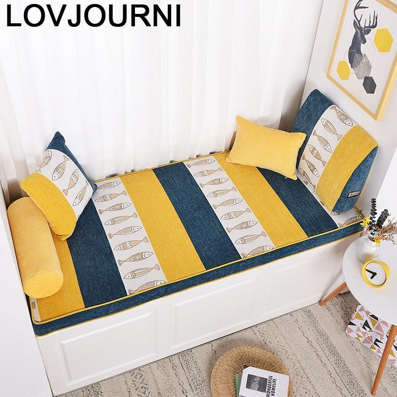 Birthday Party Adult Bedroom Colchon Tatami Mattress Coussin Decoration Cojin Balcony Cushion Home Decor Window Sill Mat
