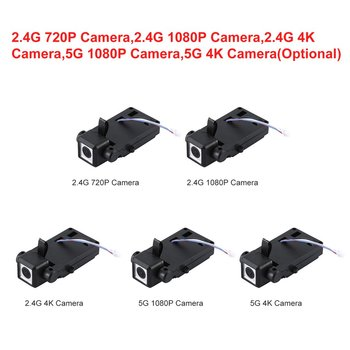 2.4G/5G 720P/1080P/4K HD Camera Support WiFi FPV Real Time Aerial Video for S167 RC Drone Toy Spare Parts Accessory image