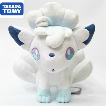 TAKARA TOMY Vulpix de Alola 30x28cm Merchandising de Pokémon