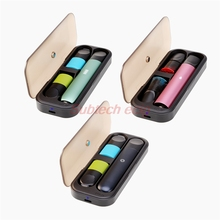 Newest Wireless Charger Box Case for RELX 1 4 Infinity pod with 1200mAh Built-in Battery type-C fast charging vape Accessories