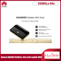Huawei E5885 E5885Ls-93a WiFi Mobile Pro 2 Router 4g Rj45 Cat6 300Mbps Hotspot tasca Wifi 6400mAh Baterry