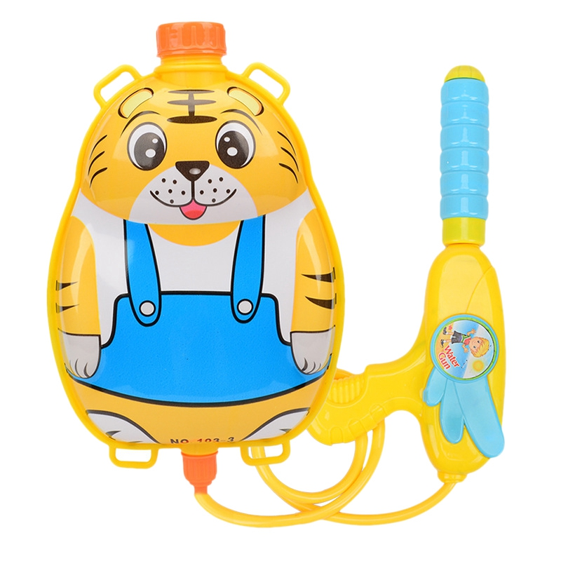 Backpack Water Immersion Shock Wave Water Sprayer Children s Toys Outdoor Water Toys Beach Nozzle Backpack Set