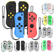 Wireless Controller for Nintend Switch Including vibration and sensor functions can be used through wired and Bluetoot