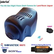 Volle HD 1080P WIFI Auto Dvr Dash Cam Kamera Für Land Rover Range Rover Evoque Range Rover Sport für jaguar XE XJL F Tempo F Typ