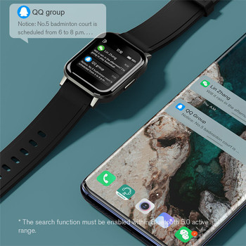 Haylou Solar Mini Haylou LS02 Smart Watch,IP68 Waterproof ,12 Sport Models,Bluetooth 5.0 Sport Heart Rate Monito,English Version 4
