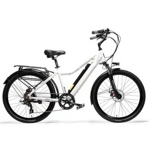 Mountain-Ebike Electric-Bicycle Lithium-Battery 400W 36V with 18AH L'G Good-Quality LEOPARD3.0