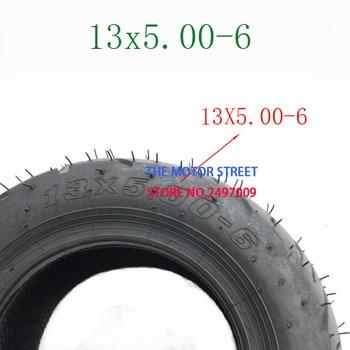 2019 Venta caliente Go Kart neumático 13x 5,00-6 pulgadas 6' para go-kart cortacésped Scooters Llantas neumáticos y ruedas para motocicleta Les pneus