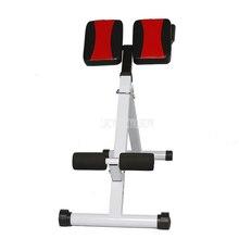 Вращающееся поясное римское кресло-табурет для тренировки мышц талии 50 мм из углеродистой стали брюшной полости Abs тренажер для дома и дома оборудование для фитнеса