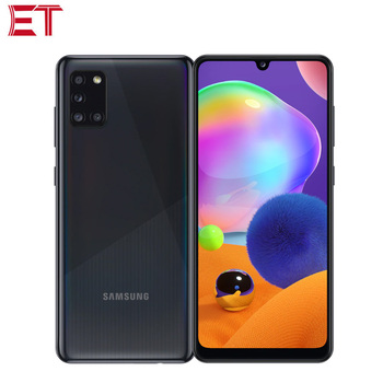 Перейти на Алиэкспресс и купить Новый Samsung Galaxy A31 A315F/DS мобильный телефон 4 Гб RAM 128 ГБ Octa Core 6,4 дюйм1080x2400 5000 мАч 4 камеры NFC Android 10 глобальная версия