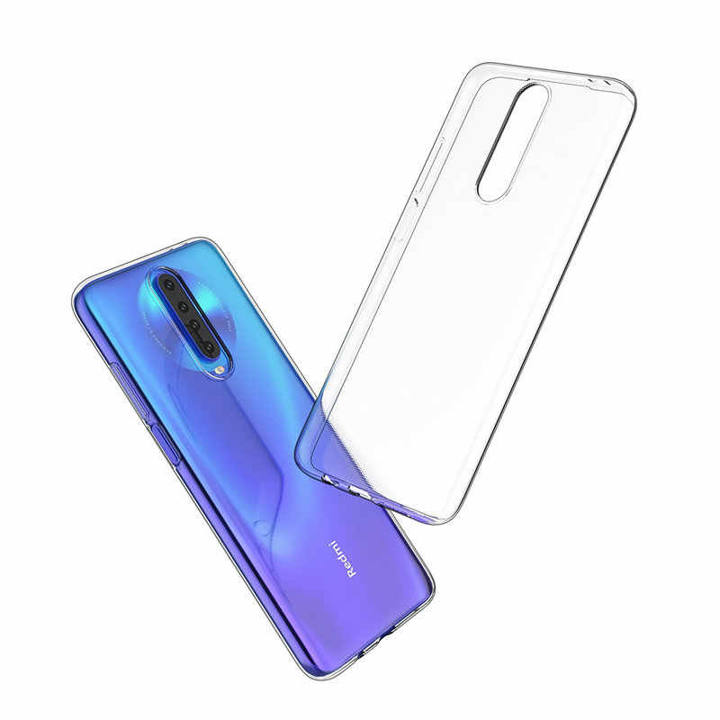 ซิลิคอนโปร่งใสสำหรับ Xiaomi Redmi K30 5G สำหรับ Xiaomi Mi 9T PRO 6GB 64GB 8GB 128GB 256GB โทรศัพท์นุ่มกลับ Capa