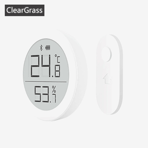 Image 2 - Youpin Qingping Digital Bluetooth Thermometer and Hygrometer Electronic Ink Screen 30 Days Data Automatic Recording By home app