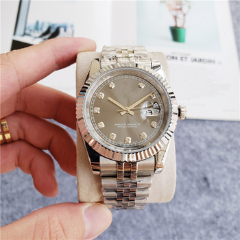 Luxury Sports Watch for Men, AAA Quality, Rose Gold, Professional Casual Model, with Sapphire Glass Replica, Top