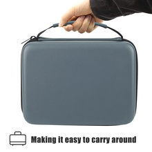 Dual Game Controller Carrying Case for PS5 DualSense PS4 Hard Shell EVA Shockproof Waterproof Travel Carry Gaming Accessories