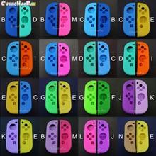 1pair Silicone Rubber Skin Case Cover For Nintendo Switch Joy-Con  left right Controller NX NS Joycon Anti-slip Soft Case