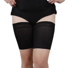 2 pçs = 1 par 2021 preto sexy pé mais quente bonito doce invisível feminino meias conjunto antiderrapante anti-fricção coxa cinto aquecedores de perna presentes