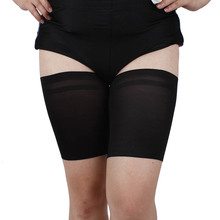 2pcs= 1pair 2021 Black Sexy Foot Warmer Cute Sweet Invisible Women Socks Set Non-Slip Anti-Friction Thigh Belt Leg Warmers Gifts