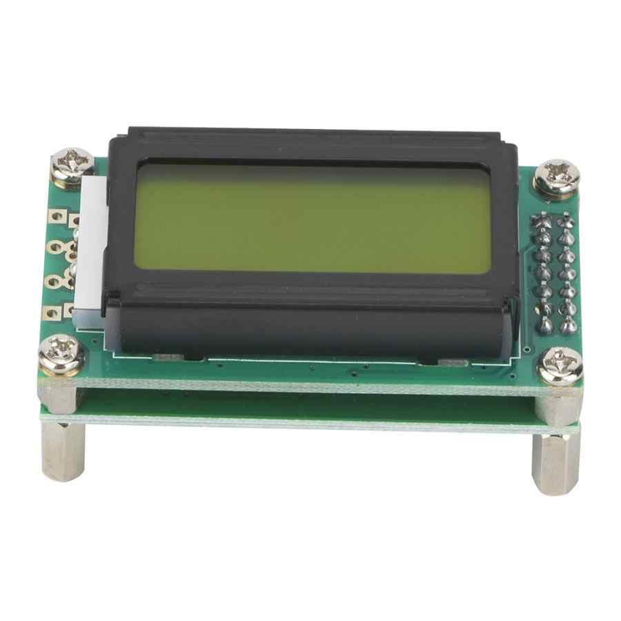 تردد اختبار وحدة M1MHz ~ 1.1GHz عداد التردد PLJ-0802-F LED شاشة ديجيتال عداد التردد وحدة للإذاعة هام