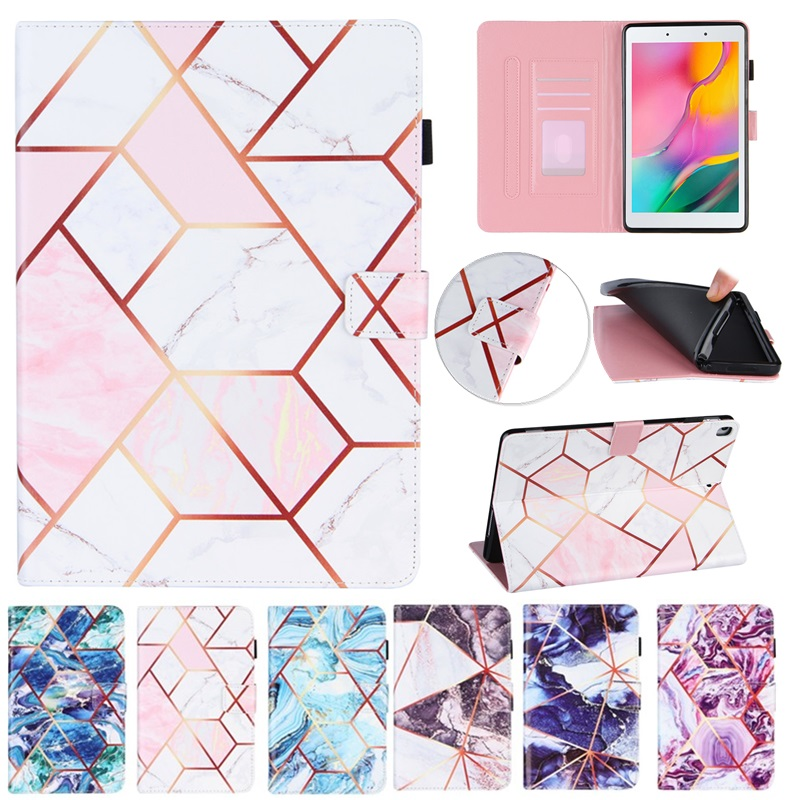 Case For iPad 10 2 2019 2020 Case Cute Marble Cover For iPad 8 8th 7th Generation Stand Case Funda For iPad 10.2 2019 2020 Cover