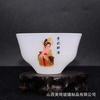 2020 china neue ankunft chinesische keramik tasse 002-in Teekannen aus Heim und Garten bei