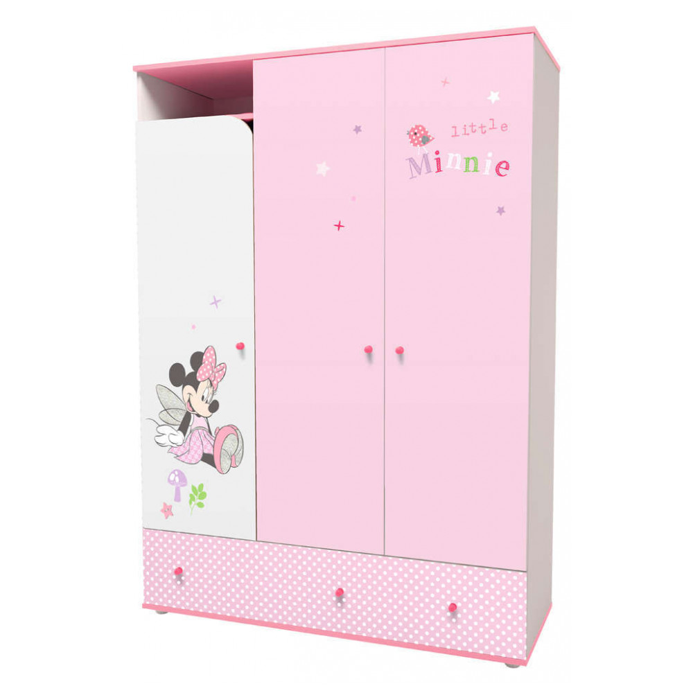 Furniture Children Childrens Wardrobes Polini kids 934742