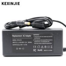 65 Вт адаптер питания для ноутбука шнур питания для acer Aspire 5750 5750G 5755 5755G 6920G 6920G 6930G зарядное устройство для ноутбука 19V 4.74A