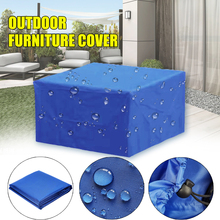 Cover Furniture-Covers Chair Sofa Table Patio Dust-Proof Rain Garden Outdoor Blue 210D