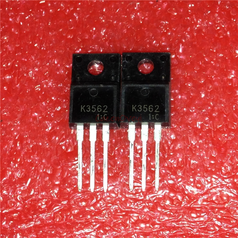 10pcs/lot 2SK3562 K3562 3562 TO-220F In Stock