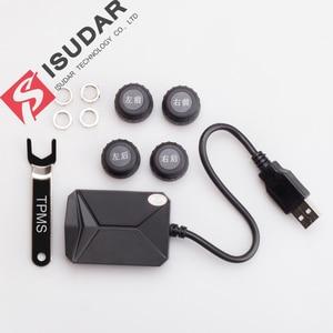 Isudar H53 Tire Pressure Alarm