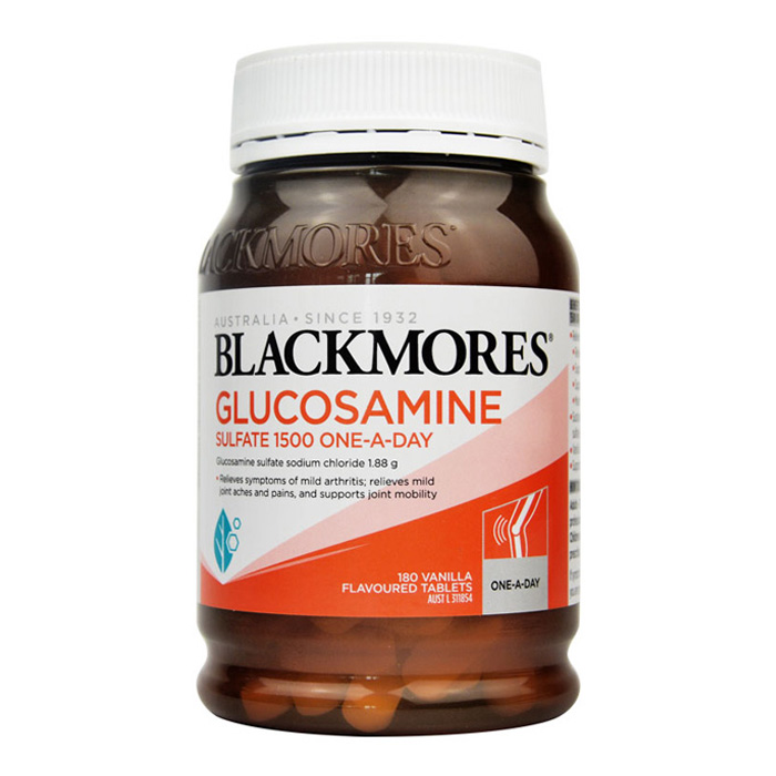 Free shipping glucosamine sulfate 1500  Arthritis pain relief 180 pcs
