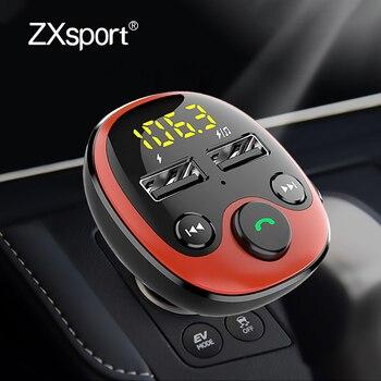 For BMW E46 E39 E38 E90 E60 E36 F30 F30 E34 F10 F20 E92 E38 E91 E53 E70 Car Charger FM Transmitter Bluetooth Car Kit MP3 Player