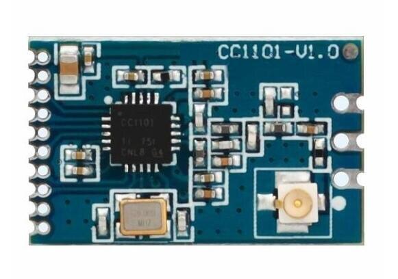 CC1101 Wireless RF Module FSK Two-way Wireless Transceiver 433M 315M 868M 915M Wireless Data Transmission