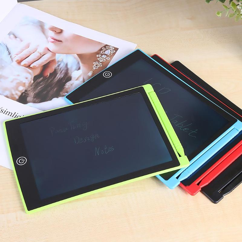 8.5 Inch Portable Smart LCD Writing Table Ultra-thin Tablets E-writer Board Toy Kids Drawing Board Children Drawing Toys