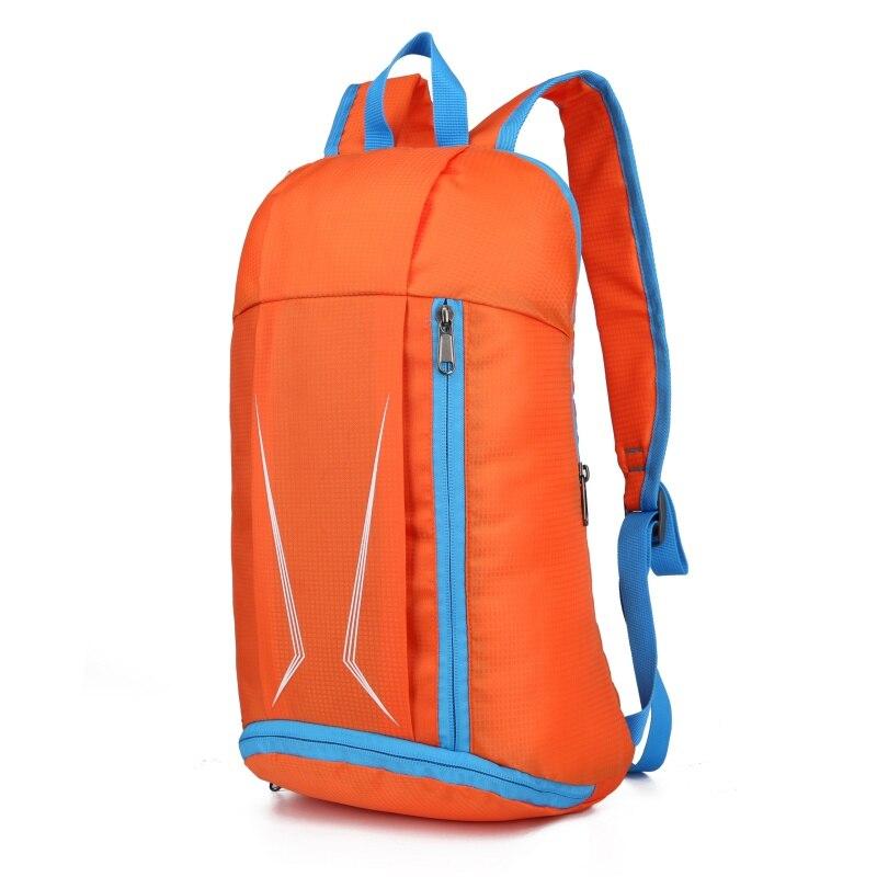 New 10L Outdoor Folding Bag  Portable Folding Ultra Light Backpack Women Outdoor Hiking Ultralight Travel Backpacks  Waterproof