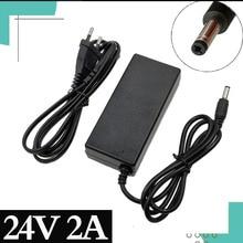 24V 2A batterie au plomb utilisée pour chargeur 24V 2A chargeur plomb acide Scooter électrique ebike fauteuil roulant chargeur Golf chariot chargeur