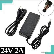 Batería de plomo y ácido de 24V 2A para cargador de bicicleta eléctrica, cargador para silla de ruedas, cargador para carrito de Golf