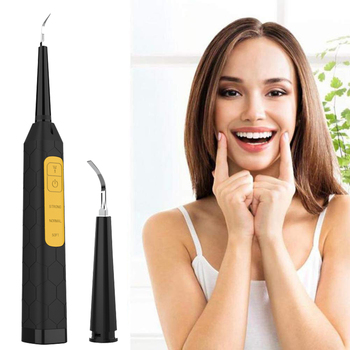 Practical Oral Irrigator Electric Sonic Dental Scaler Tooth Calculus Remover Stains Tartar Tools Personal Care Appliances 1