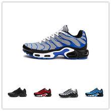 Zapatillas deportivas 95 tn 97 para hombre, calzado Original para correr al aire libre, negro 98, blanco, us7-12