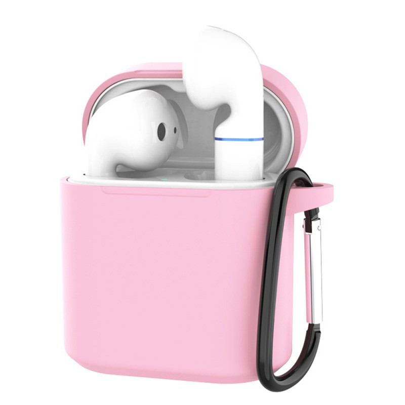 Unique Silicone Protective Cover Anti-dust Shockproof Wireless Earphone Flypods Case For HUAWEI