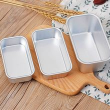 1 шт алюминиевая форма для выпечки хлеба diy коробка сыра Прямоугольная